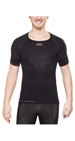 X-Bionic Invent Summerlight Shirt Short Sleeves Men Black/Anthracite